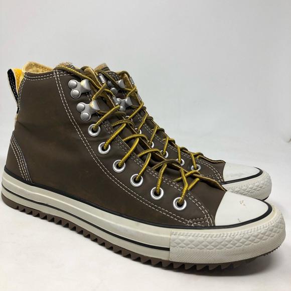 Converse Vegan Leather City Hikers Sneakers